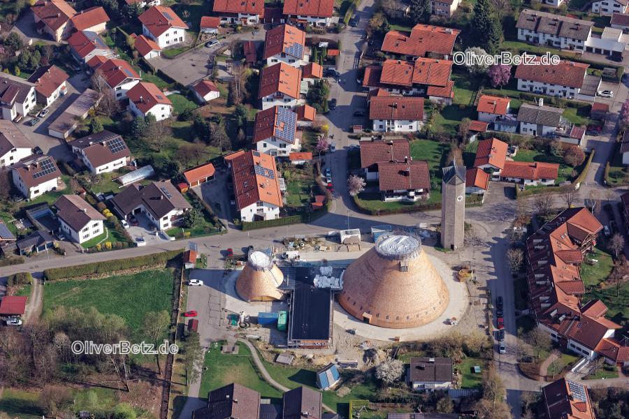 Holzkirchen St Josef 0257 | Oliver Betz Luftbilder