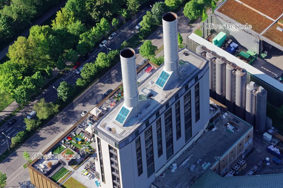 Muc kare kraftwerk 0613 oliver betz luftbilder for Kare drygalski allee